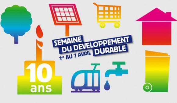 semaine du développement durable 2014