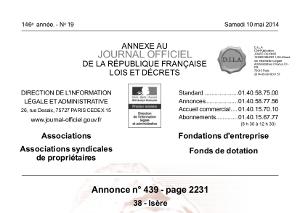 Vignettte Statuts de l'association